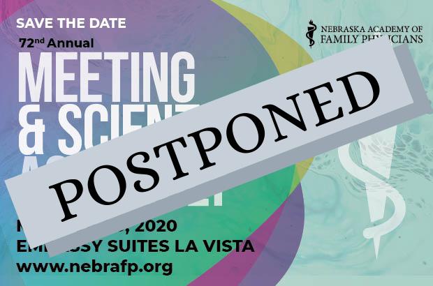72nd ASA Postponed