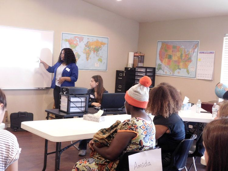 Shining a Light on Creating Community: TCU Cultural Orientation Classes