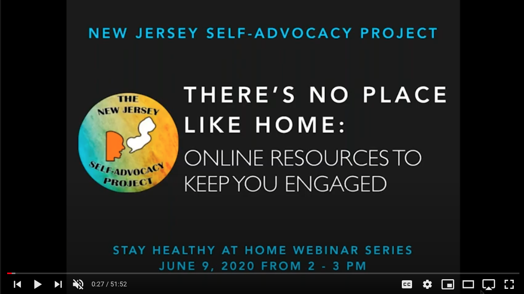 WEBINAR: Online Resources to Keep You Engaged