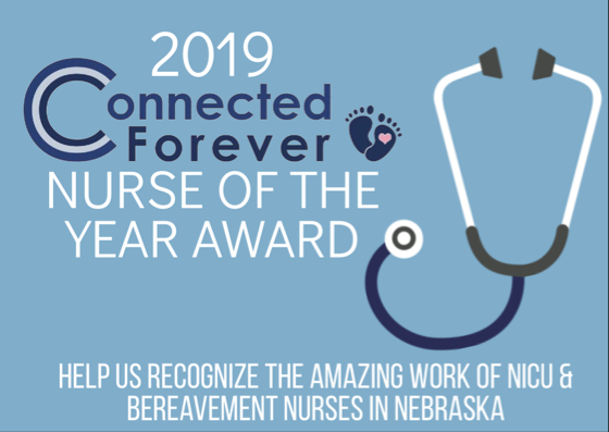 2019 Connected Forever Nurse of the Year Award