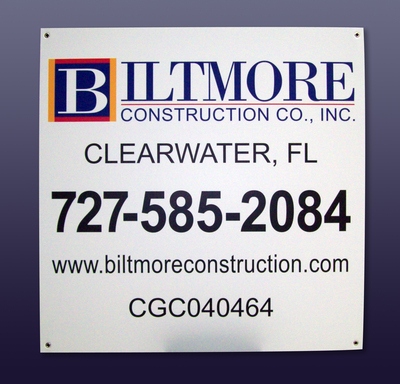 Site Sign 3