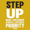 "Promote ""Step Up"" for Childhood Cancer"