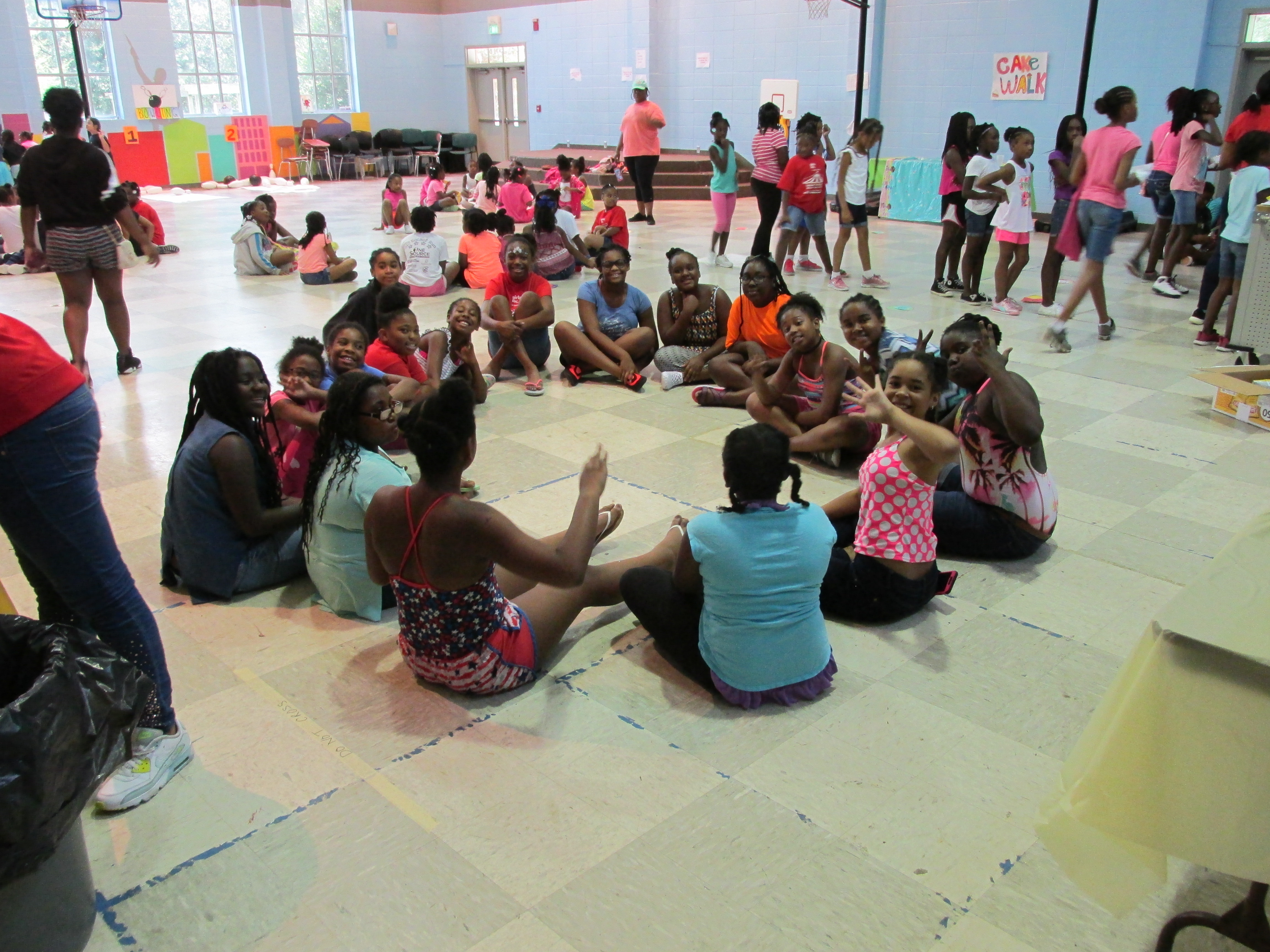 Fun Day: Summer Program 2017