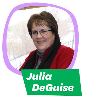 Julia DeGuise