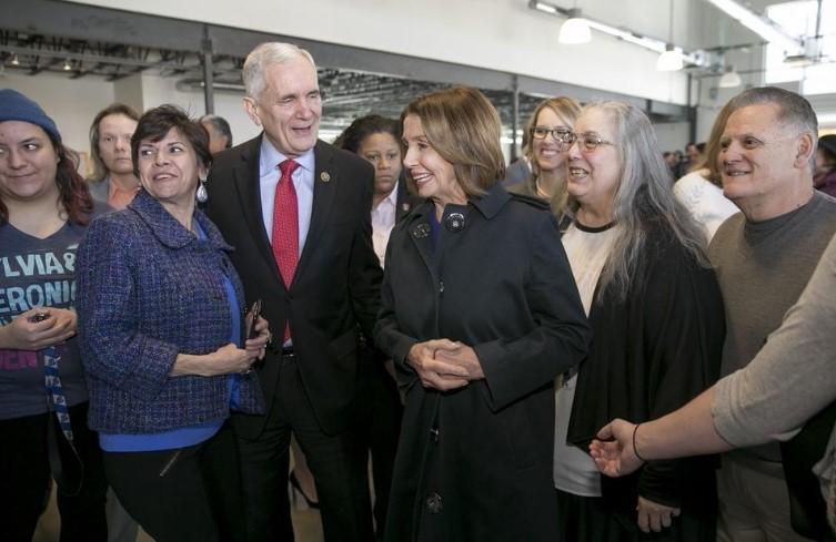 Pelosi: Texas is 'ground zero' in 2020