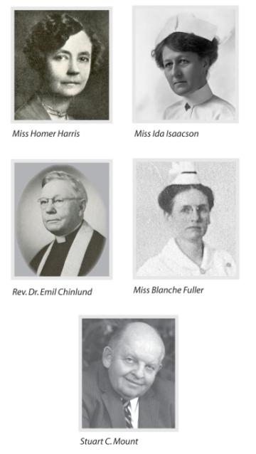 NHA Founders