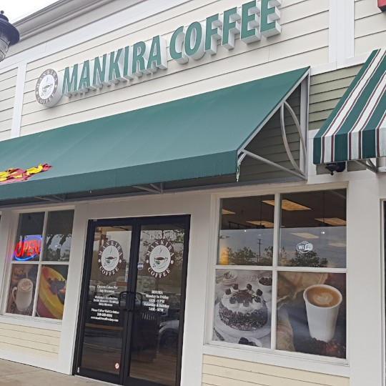 Mankira Coffee