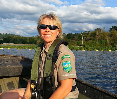 Scotti Stephens hired as new Park Ranger