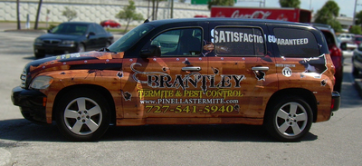 Vehicle Wrap Suv Wrap Clearwater Tampa Bay St