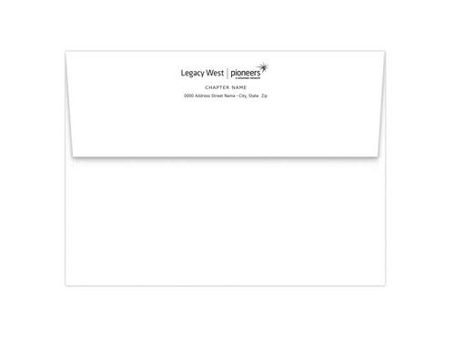 Matching Envelopes (printed)
