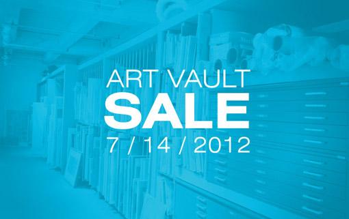Art Vault Sale