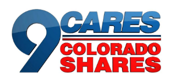 9Cares Colorado Shares Food Drive