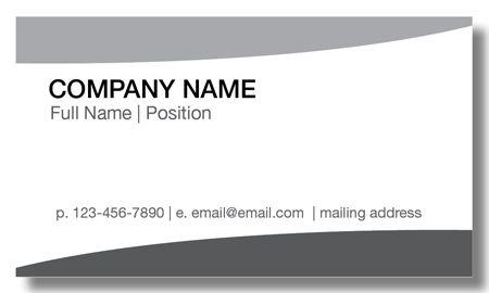 Model #031: Kwik Kopy Design and Print Centre Halifax Business Cards