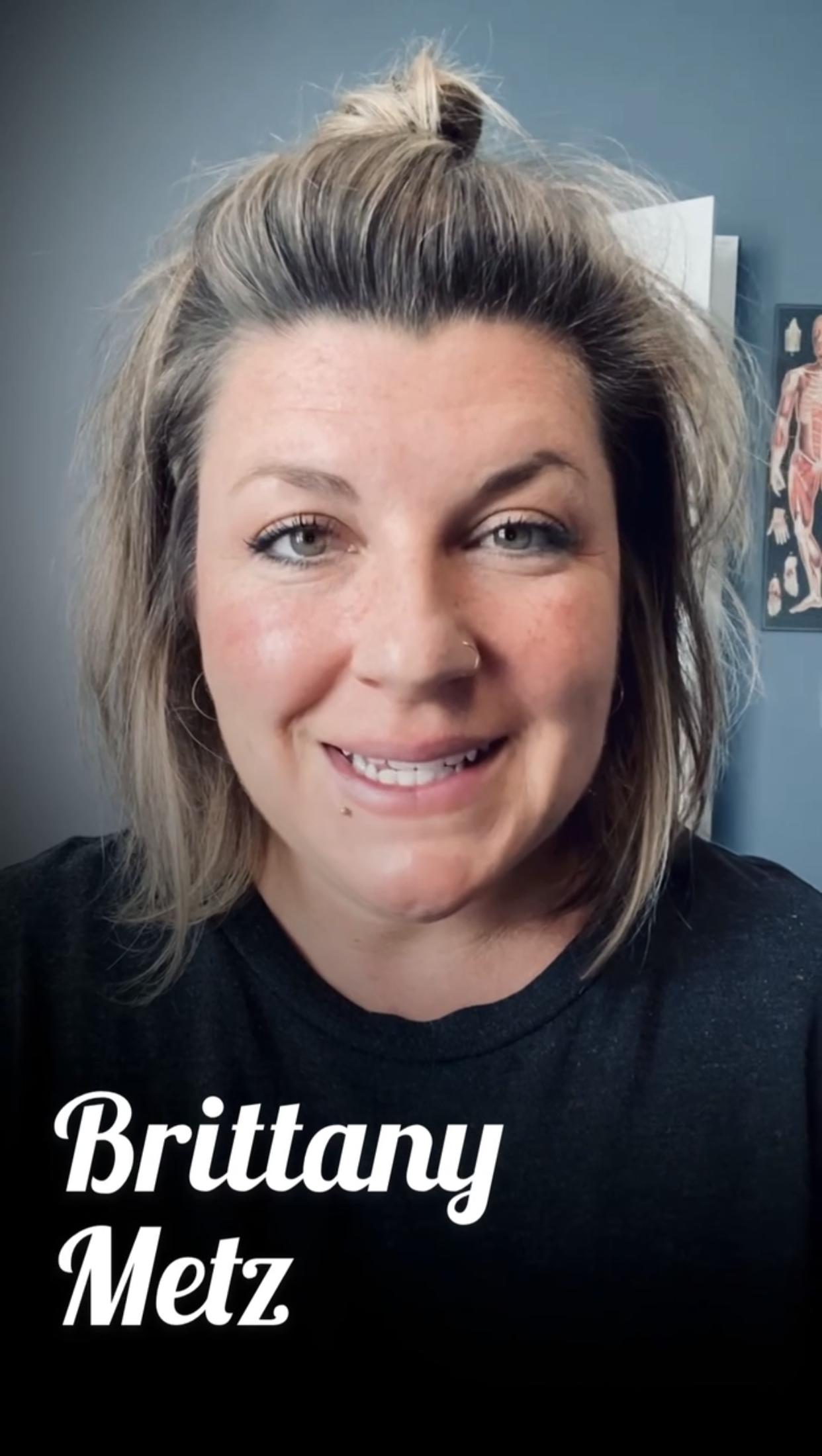 Brittany Metz