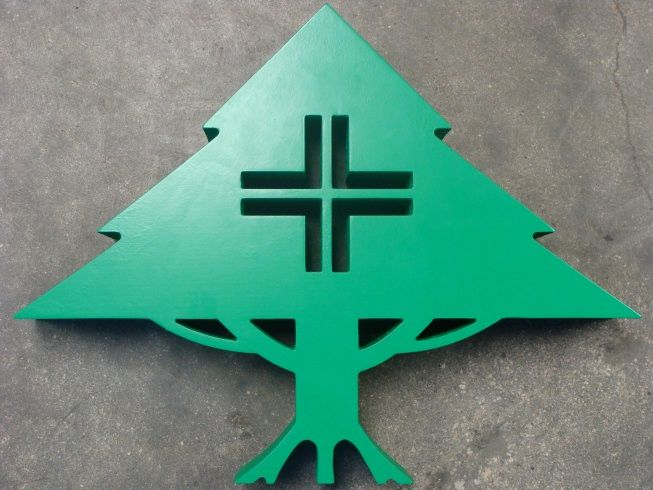 SB28952 - Carved High-Density-Urethane (HDU) Christmas Tree Plaque for a  Store Display of the Brand.