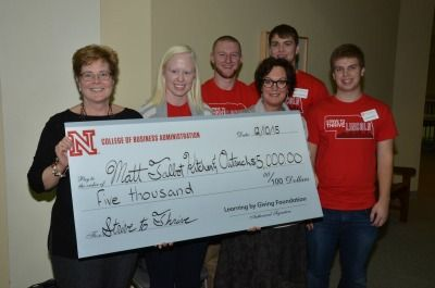 Strive to Thrive Lincoln Awards $5,000 to MTKO