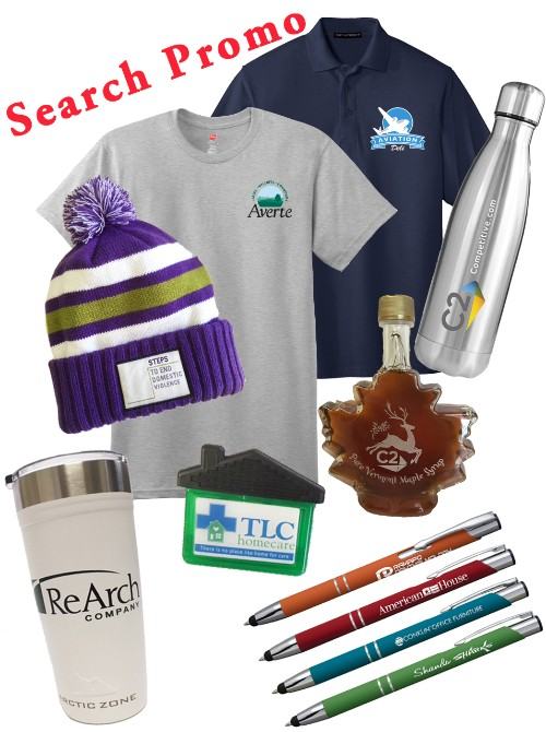 Promotional Products Collage