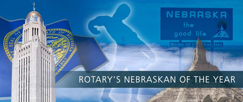Nebraskan of the Year