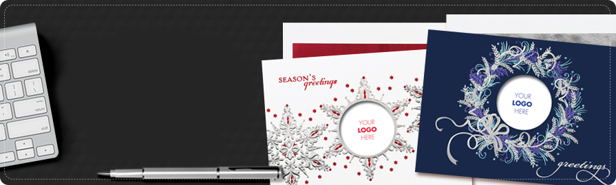 Holiday Logo Cards