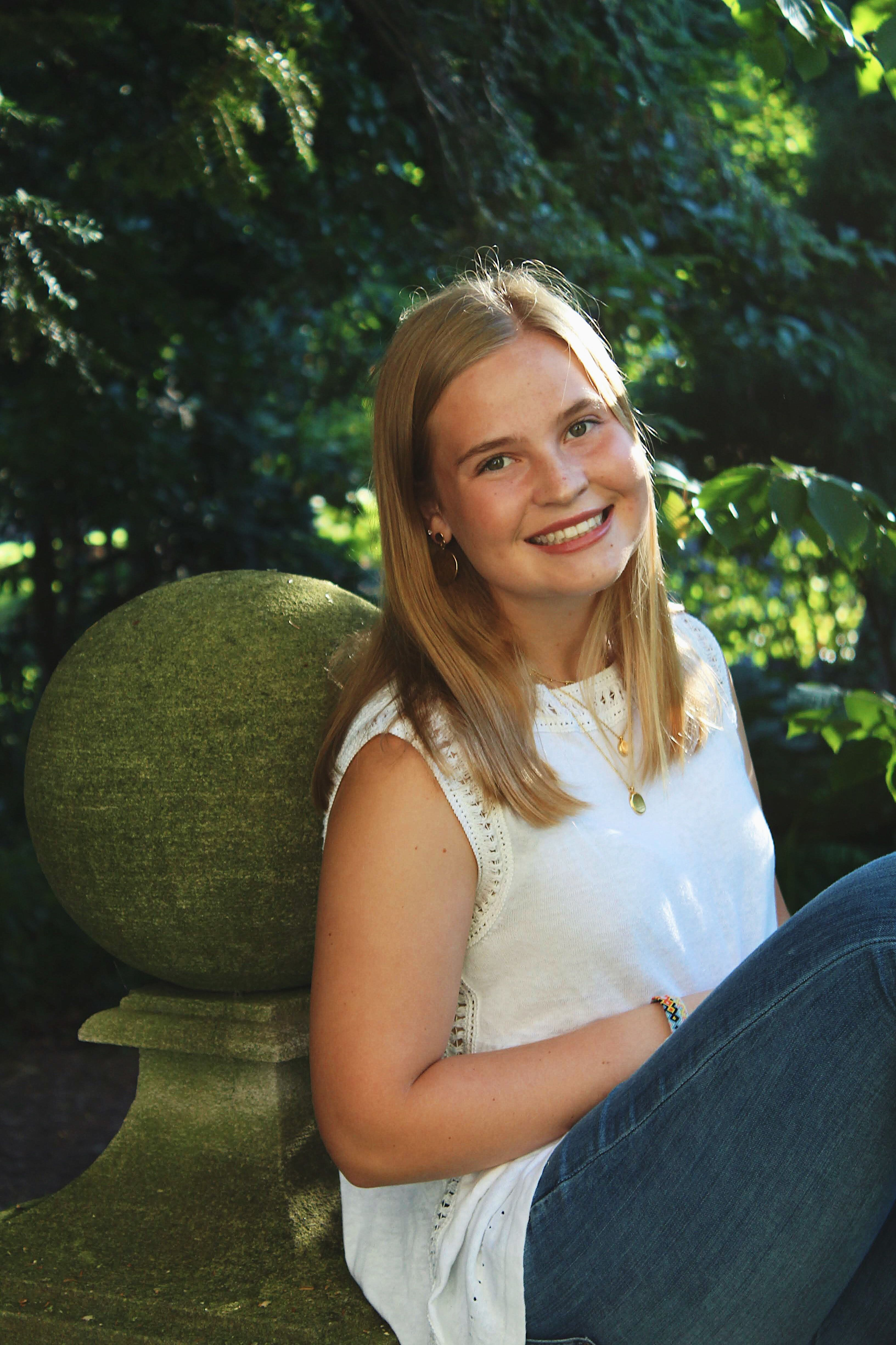 A Virtual Cup of Coffee with Maddie Meader '20