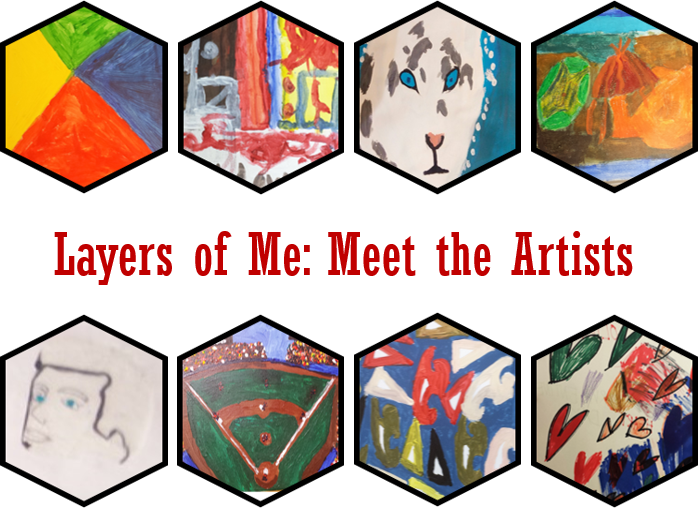 Layers of Me: Meet the Artists