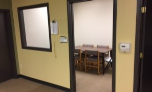 Tutoring Rooms