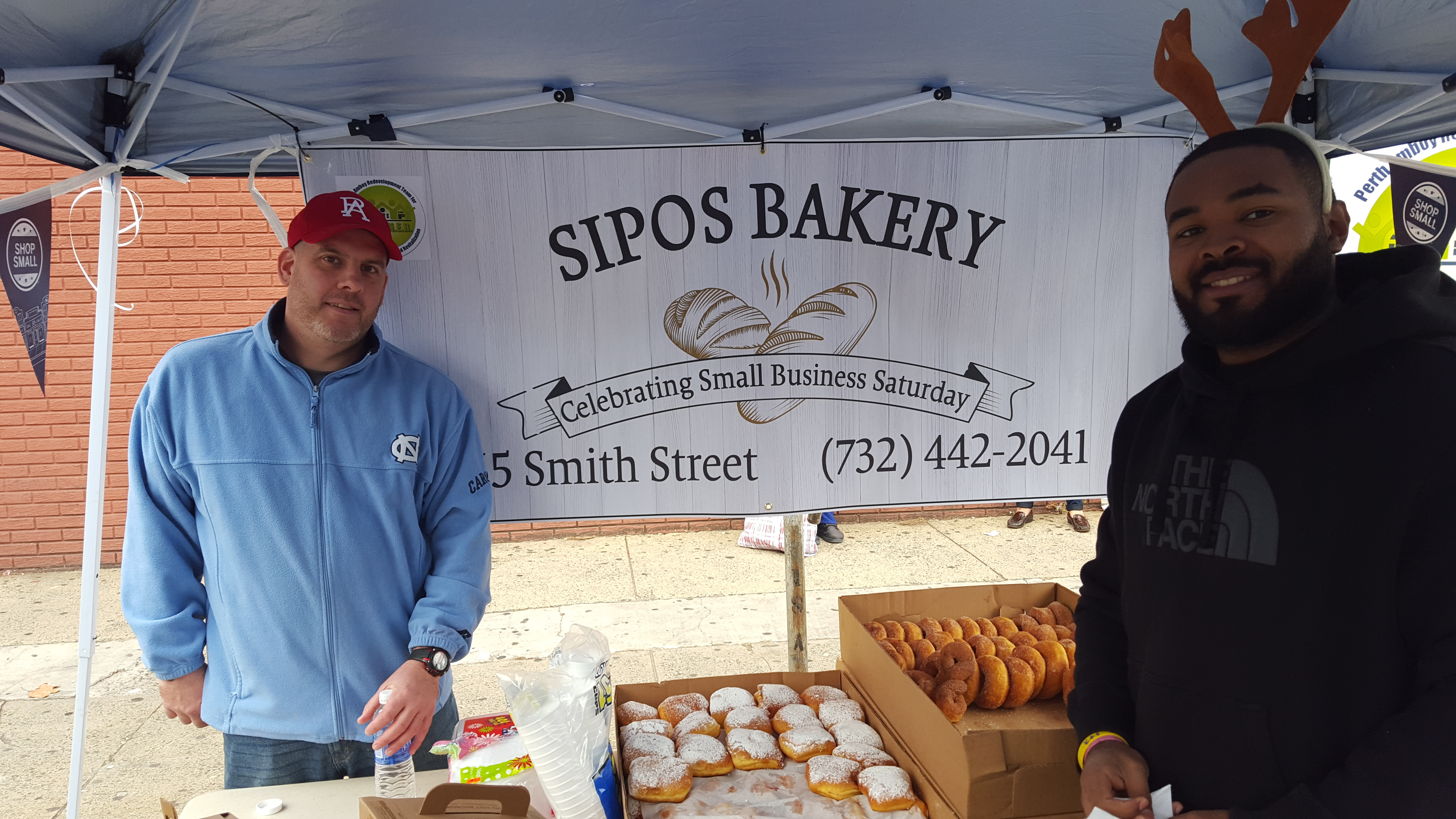 Sipos Bakery, GATEWAY Business at Small Business Saturday