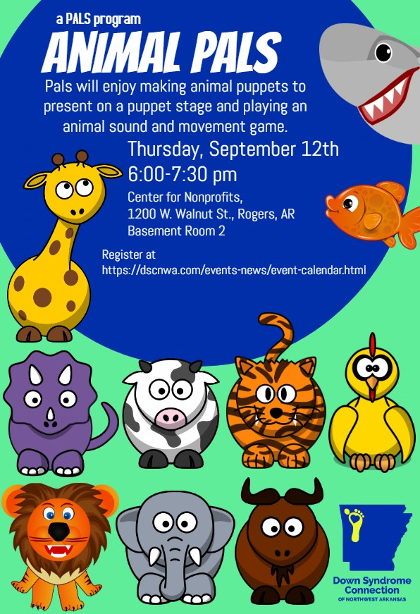 ANIMAL PALS (Peers Actively Learning Skills ages 7-11)