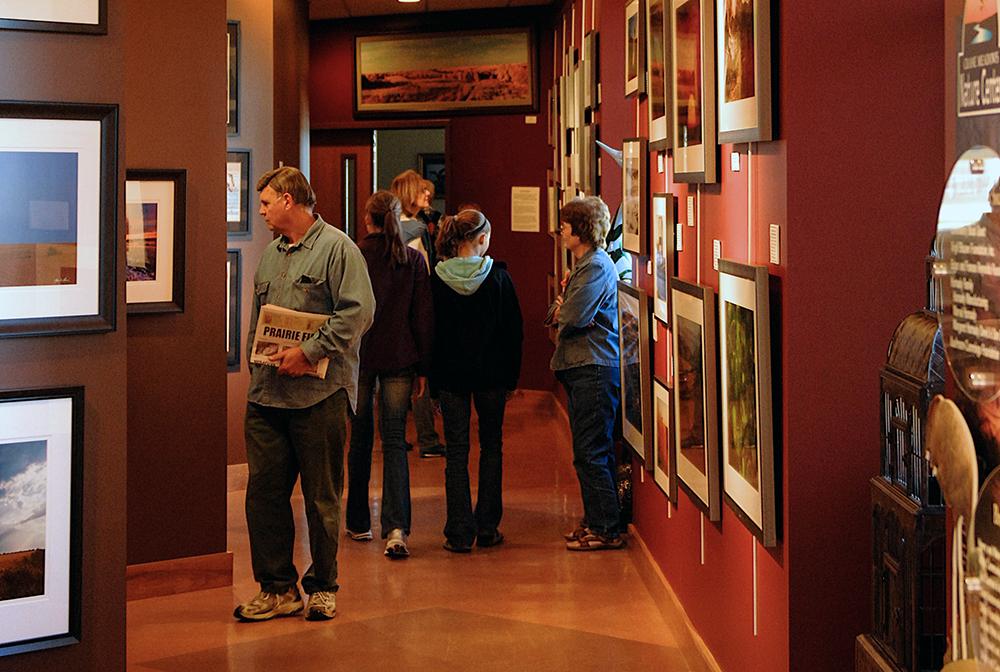 Crane Trust gallery