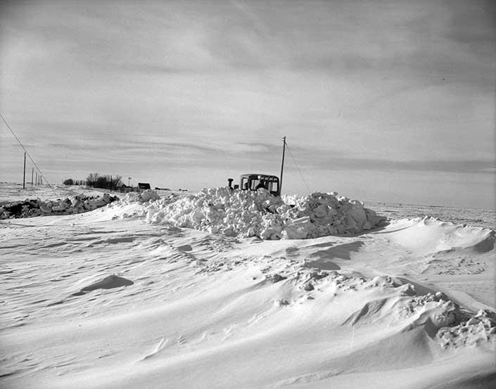 December 2019-Blizzards in South Dakota