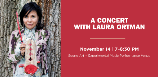 A Concert with Laura Ortman