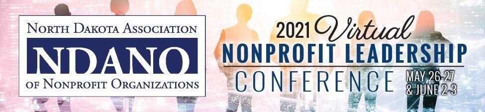 NDANO Virtual 2021 Nonprofit Leadership Conference