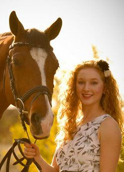 Four Young Riders Chosen for 2012 Olympic Dream Program Trip