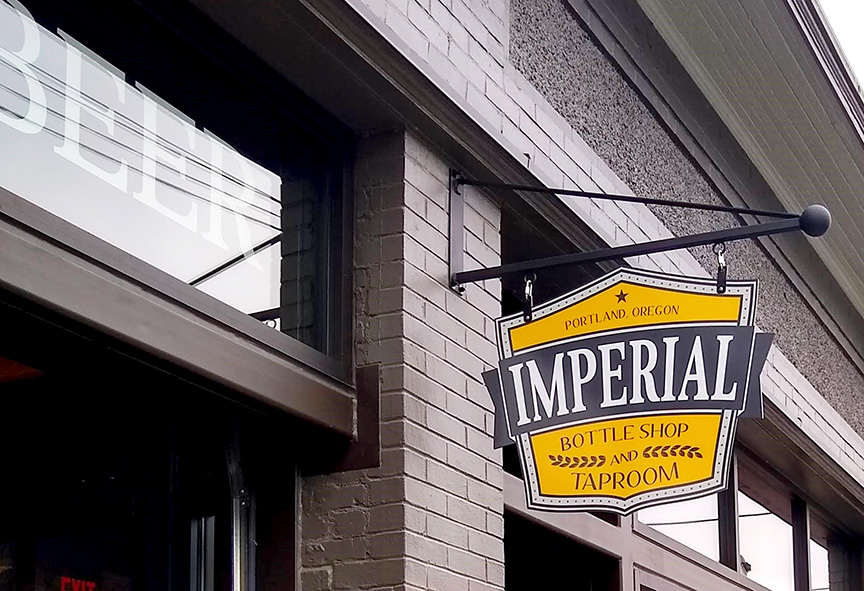 IMPERIAL BOTTLE SHOP