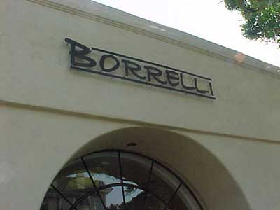 BORELLI METAL LETTERS