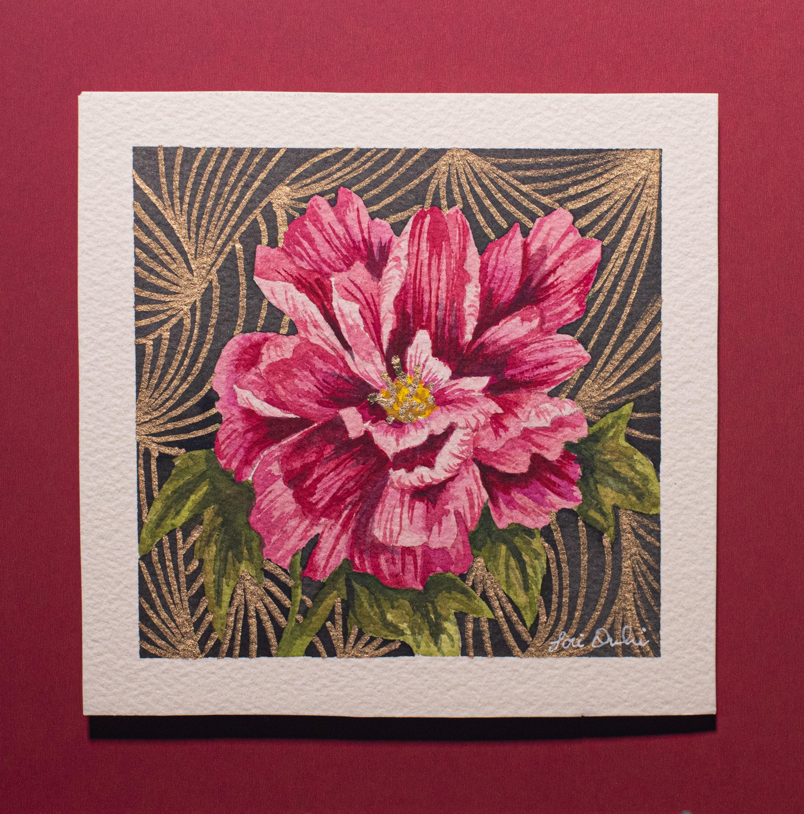 "Lori Orlowski - ""Tiger Blossom"""