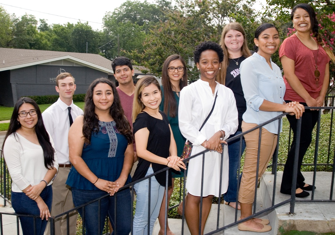 2017 Brazos Scholars