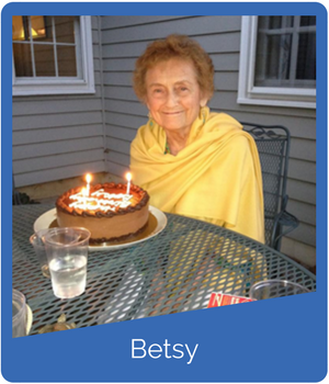 Betsy - Kidney Cancer