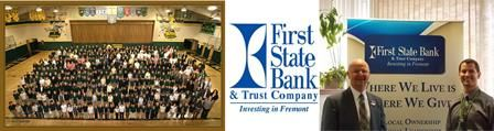 LOCAL BANK PROVIDES CHALLENGE MATCH OF $10,000