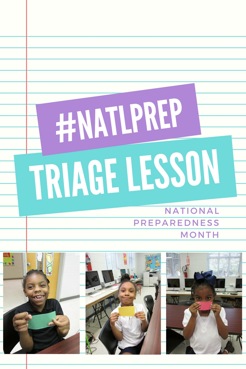 National Preparedness: Triage