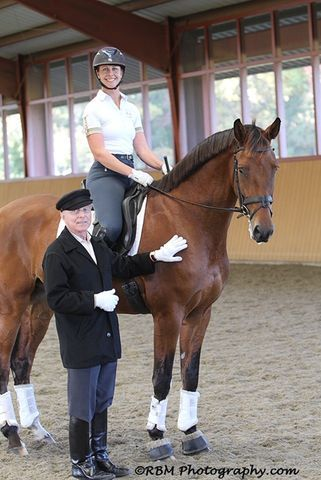 Team Tate Mentorship and Leadership Grant Fund  Established at The Dressage Foundation
