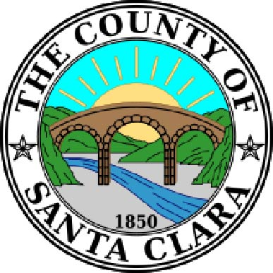 X33391 -  Seal of Santa Clara County, California