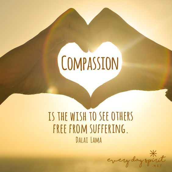 Your Compassion Changes Lives