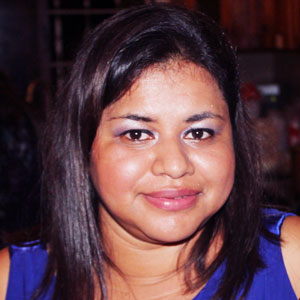 Paty Pavon – Education Coordinator