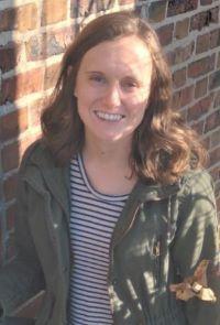 Volunteer Coordinator Hannah Lindblad