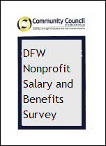 2015 - 2016 DFW Nonprofit Salary and Benefits Survey
