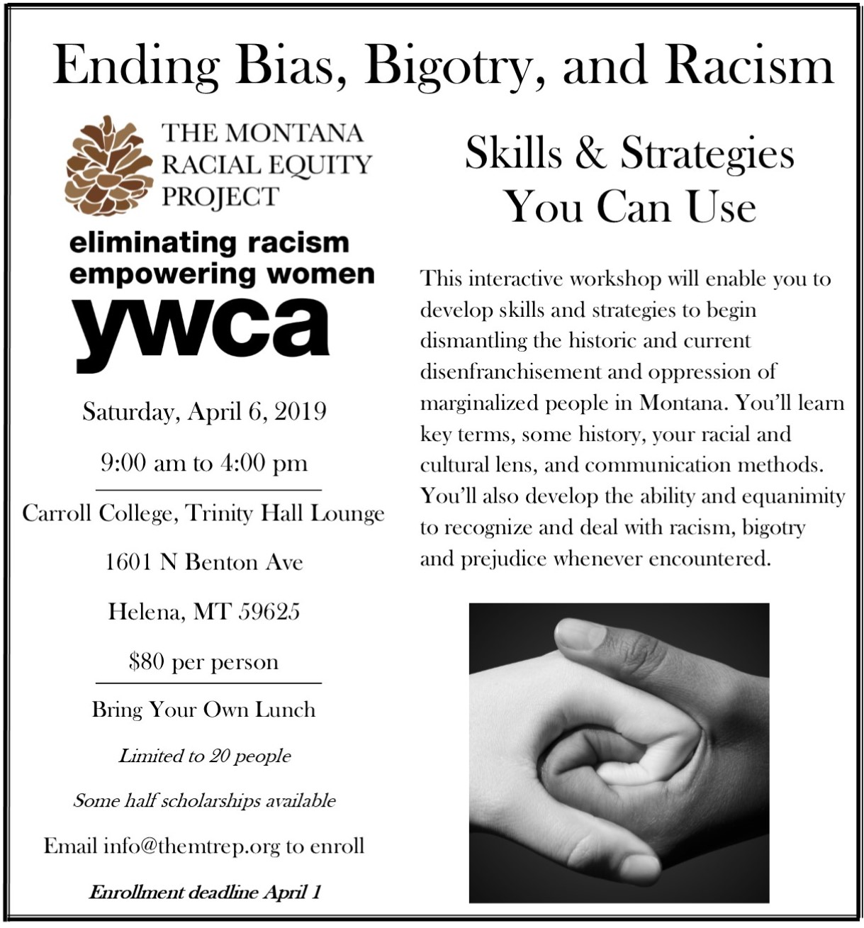 Ending Bias Bigotry and Racism: Skills and Strategies You Can Use