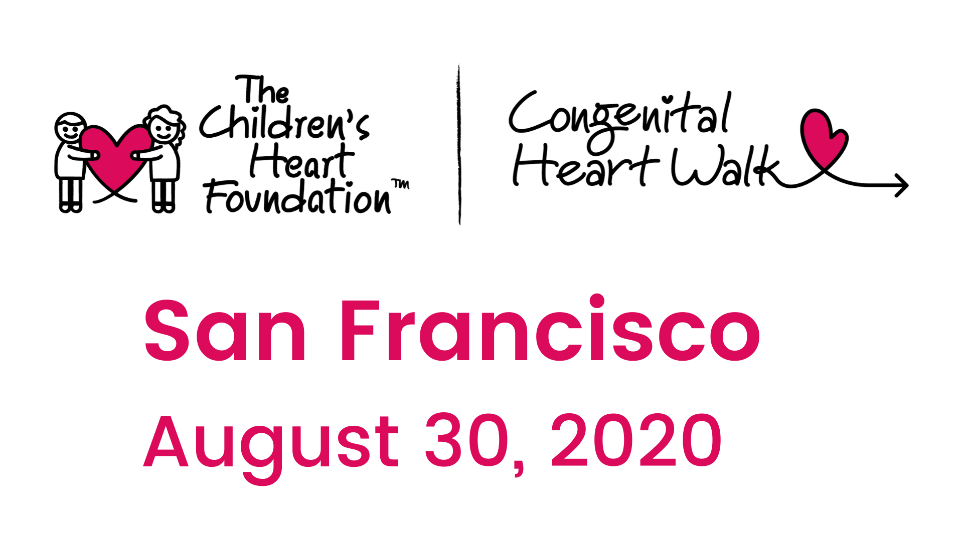 San Francisco Congenital Heart Walk