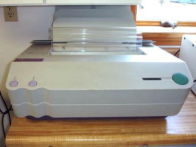 Fastback 15x Tape Binder