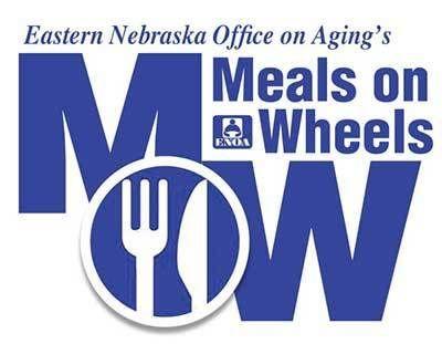 Eastern Nebraska Office on Aging's, Meals on Wheels.